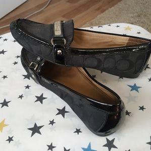 Coach Felisha Loafers size 9